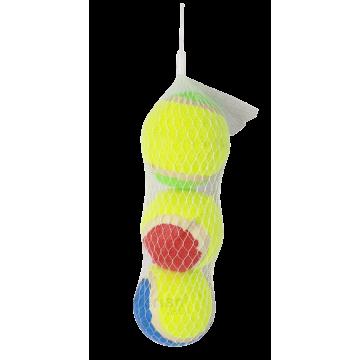 Pelotas de tenis x3 6,5cm