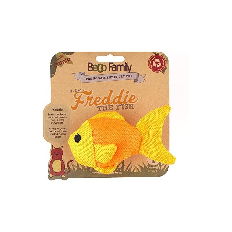Juguete Beco Family Freddie the fish