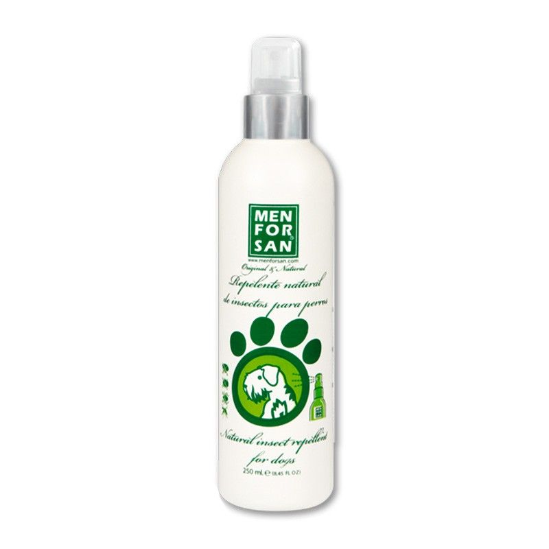 Menforsan Spray Repelente Natural de Insectos con Citronela