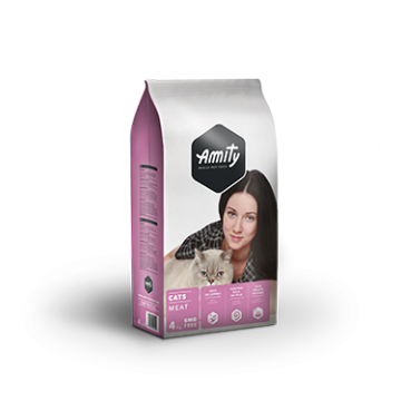 Amity Eco Line Cat Meat 4 kg