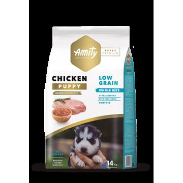 Amity Pienso Super Premium Puppy Chicken