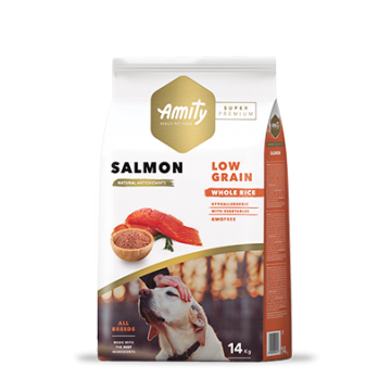 Amity Pienso Super Premium Adult Salmon