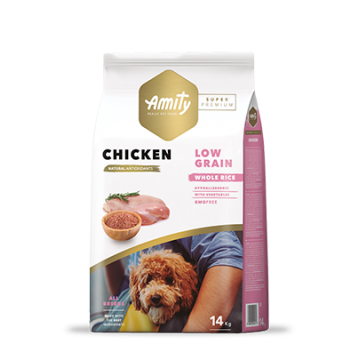 Amity Pienso Super Premium Adult Chicken