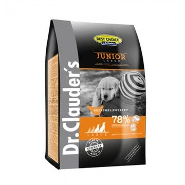 Dr.Clauder´s Best Choice Junior Large 12,5 kg