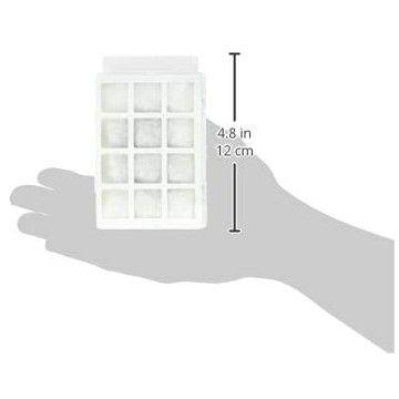 Almohadillas de filtro de repuesto
