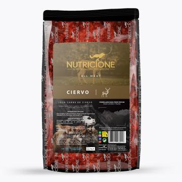 Dieta Barf Nutricione All Meat de Ciervo
