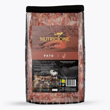 Dieta Barf Nutricione All Meat de Pato