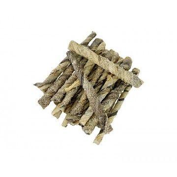 Snack Natural Piel de Pescado con palito de piel prensada Del + Gourmet 100 g