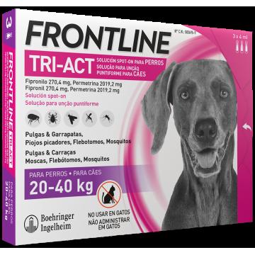 Frontline Tri-Act para...