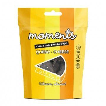 Moments snacks para perro 60 gr queso