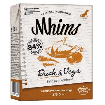 Mhims 375 g Pato con Verduras