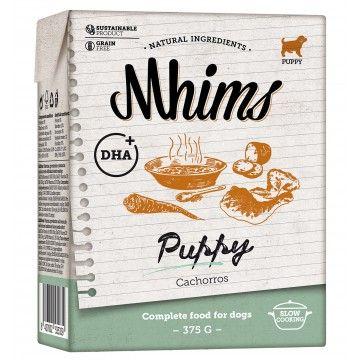 Mhims 375 g Pollo para cachorros
