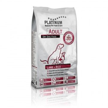 Platinum Natural Lamb & Rice