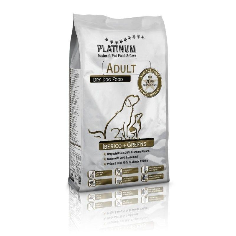 Platinum Natural Iberico & Greens