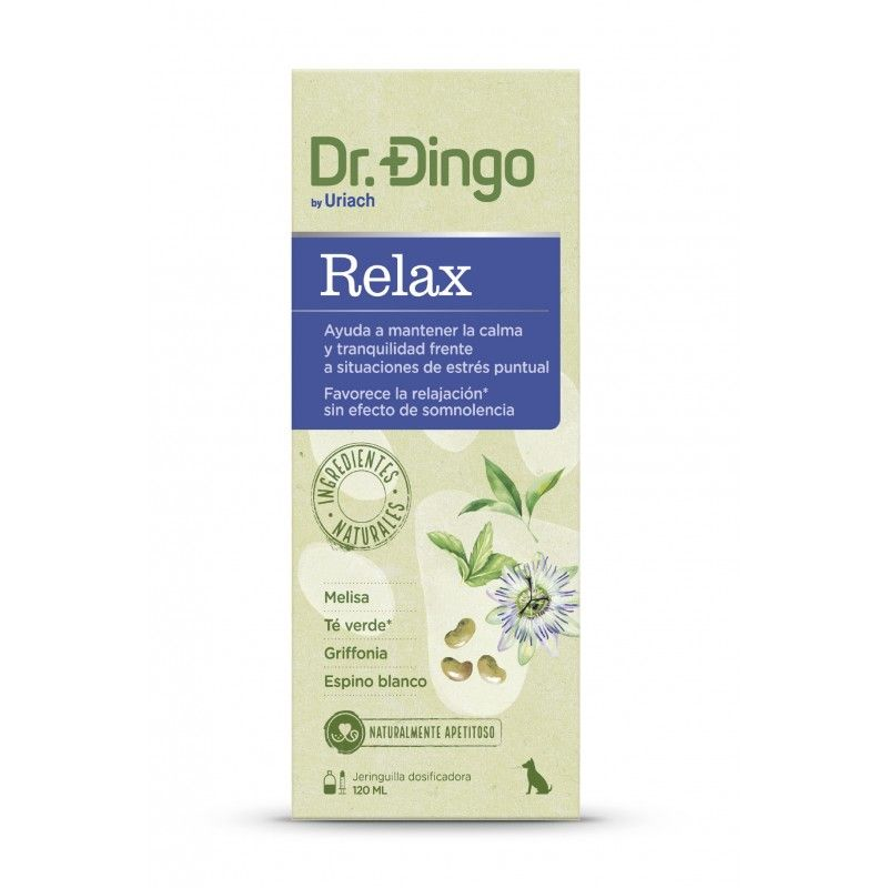 Dr. Dingo Relax 120 ml