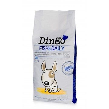 Dingo Fish & Daily 15 kg