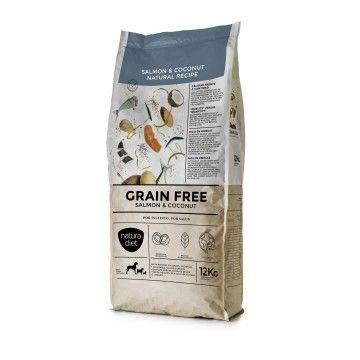 Natura Diet Wild Instinct Grain Free Salmon
