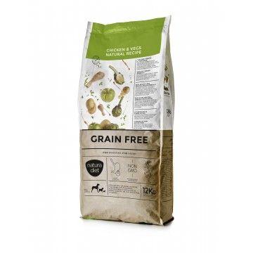 Natura Diet Wild Instict Grain Free Chicken 12 kg
