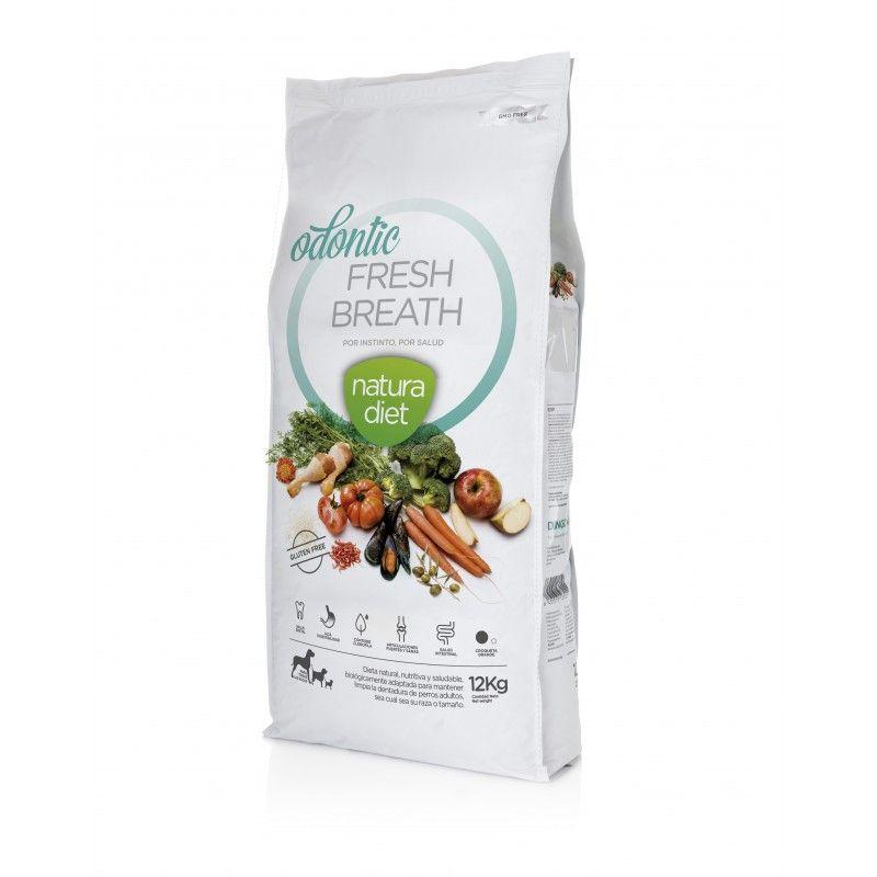 Natura Diet Odontic Fresh Breath 12 kg