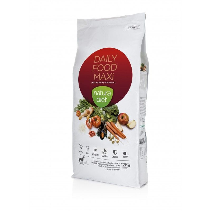 Natura Diet Daily Food Maxi 12 kg
