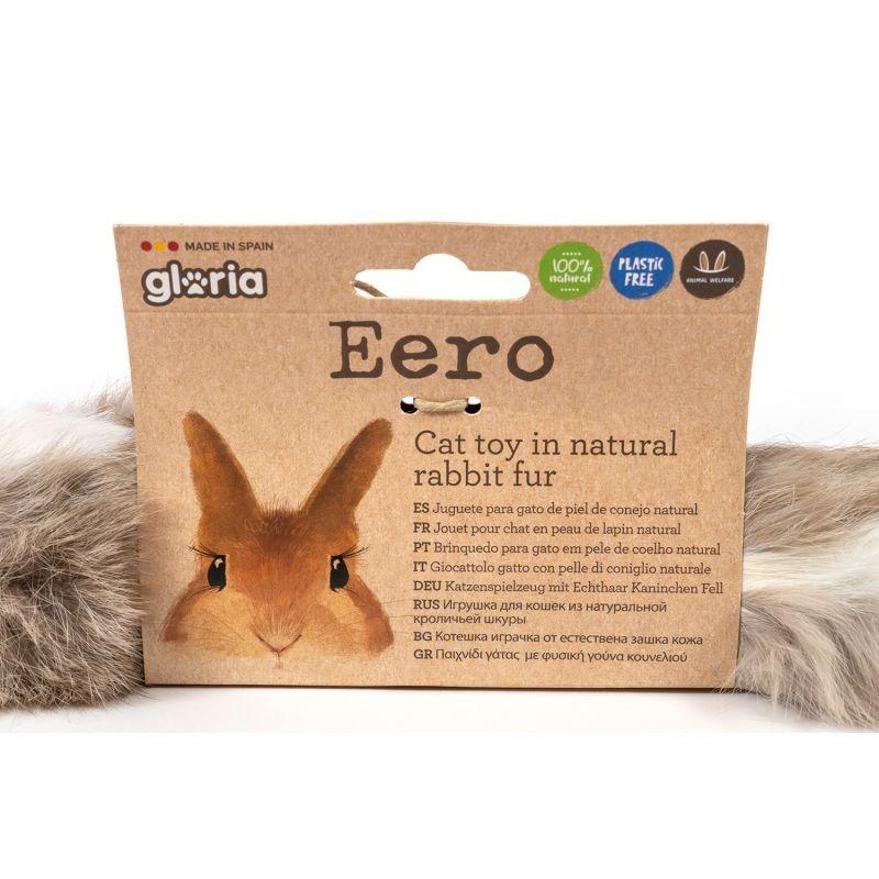 Gloria Eero Cojin de Piel de Conejo Para Gatos