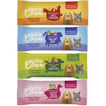 Edgard & Cooper Snacks...