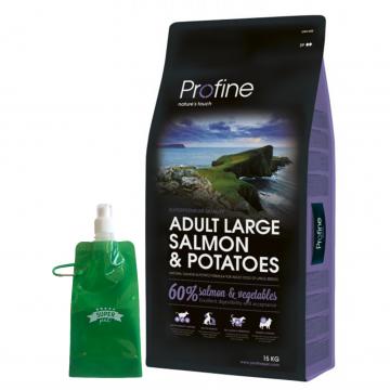 Profine Adult Large Salmón + BOTELLITA PLEGABLE GRATIS