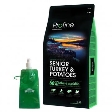 Profine Senior Turkey + BOTELLITA PLEGABLE GRATIS