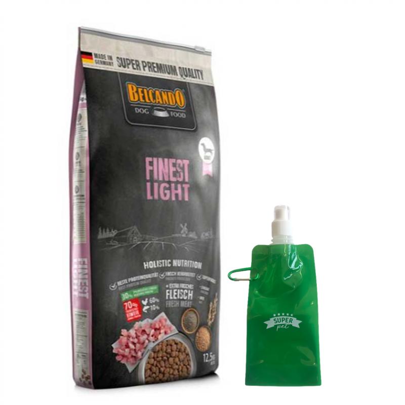 Belcando Adult Finest Light + botella plegable gratis