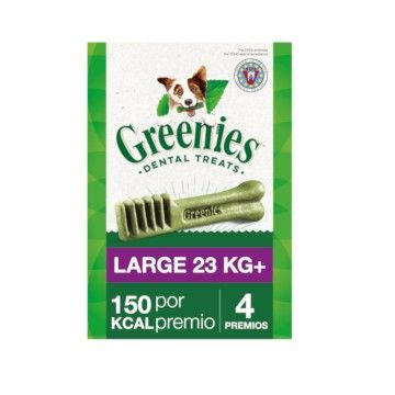 Greenies Snacks Dentales  large Bolsas 170 g
