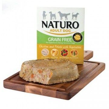 Naturo Adult Dog Grain Free...