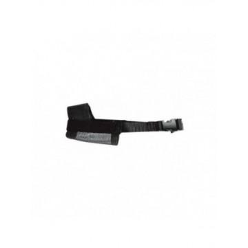 Bozal Nylon Negro M 16-18cm