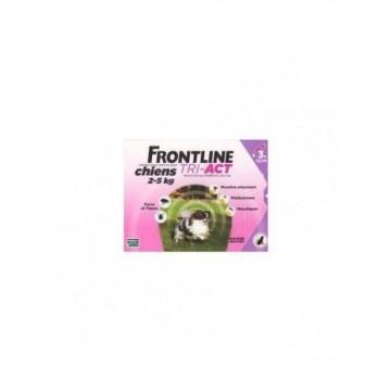 Frontline Tri-Act 2-5Kg 3P