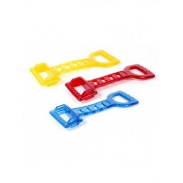 N Tirador doble TPR amarillo,azul o rojo