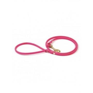 Correa cordon de cuero Rosa 0.9x50cm