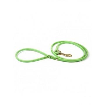 Correa cordon de cuero Verde 0.9x50cm