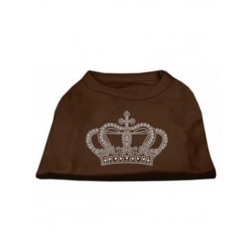 Camiseta Corona marrón Talla L