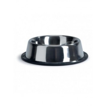 Comedero acero antideslizante Grande 22 cm