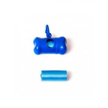 Kit Recoge excrementos azul/ rosa/ verde