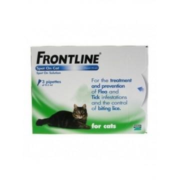 Frontline Spot gato (3P)