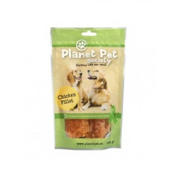 Planet Pet Snack Filete de Pollo 400gr