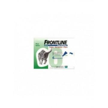 Frontline Spot gato (6P)