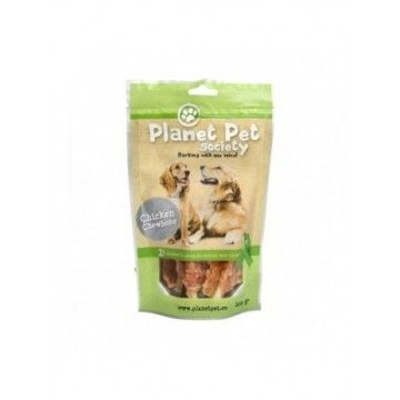 Planet Pet Snack Chewbone Pollo 400gr