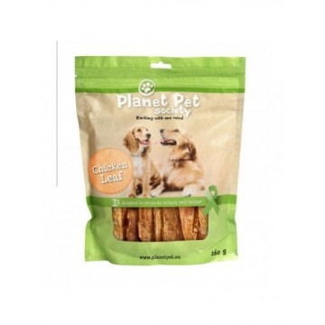 Planet Pet Snack Filete Gde. de Pollo 160gr