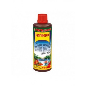 Sera Pond Cyprinopur (500 ml)