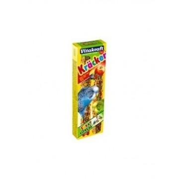 Vitakraft Barritas Periquitos Fruta 2 unidades