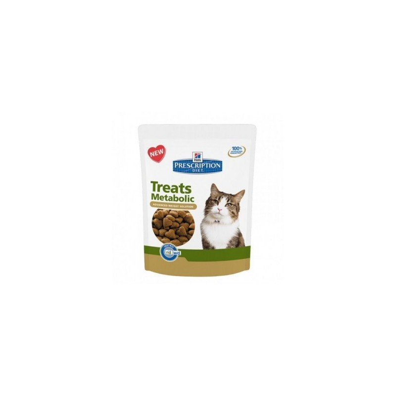 Hills Diet Feline Metabolic Treats 70Gr