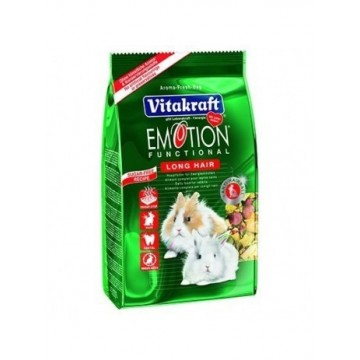 Vitakraft Menu Emotion Pelo Largo Conejo 600g