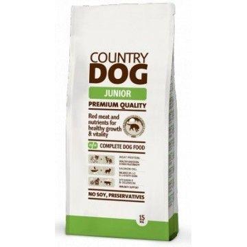 Country Dog Food Junior 15Kg