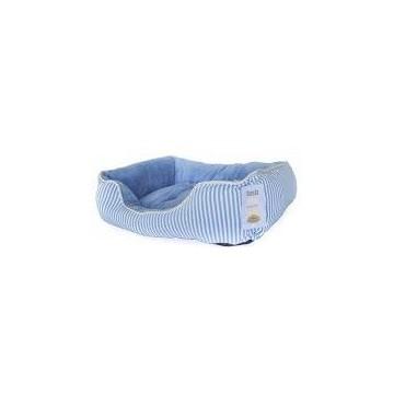 Cama rizo Azul-Blanca S 45x35x15